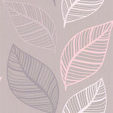 Albany Emporium Elba Blush and Taupe Wallpaper - Product code: M1462