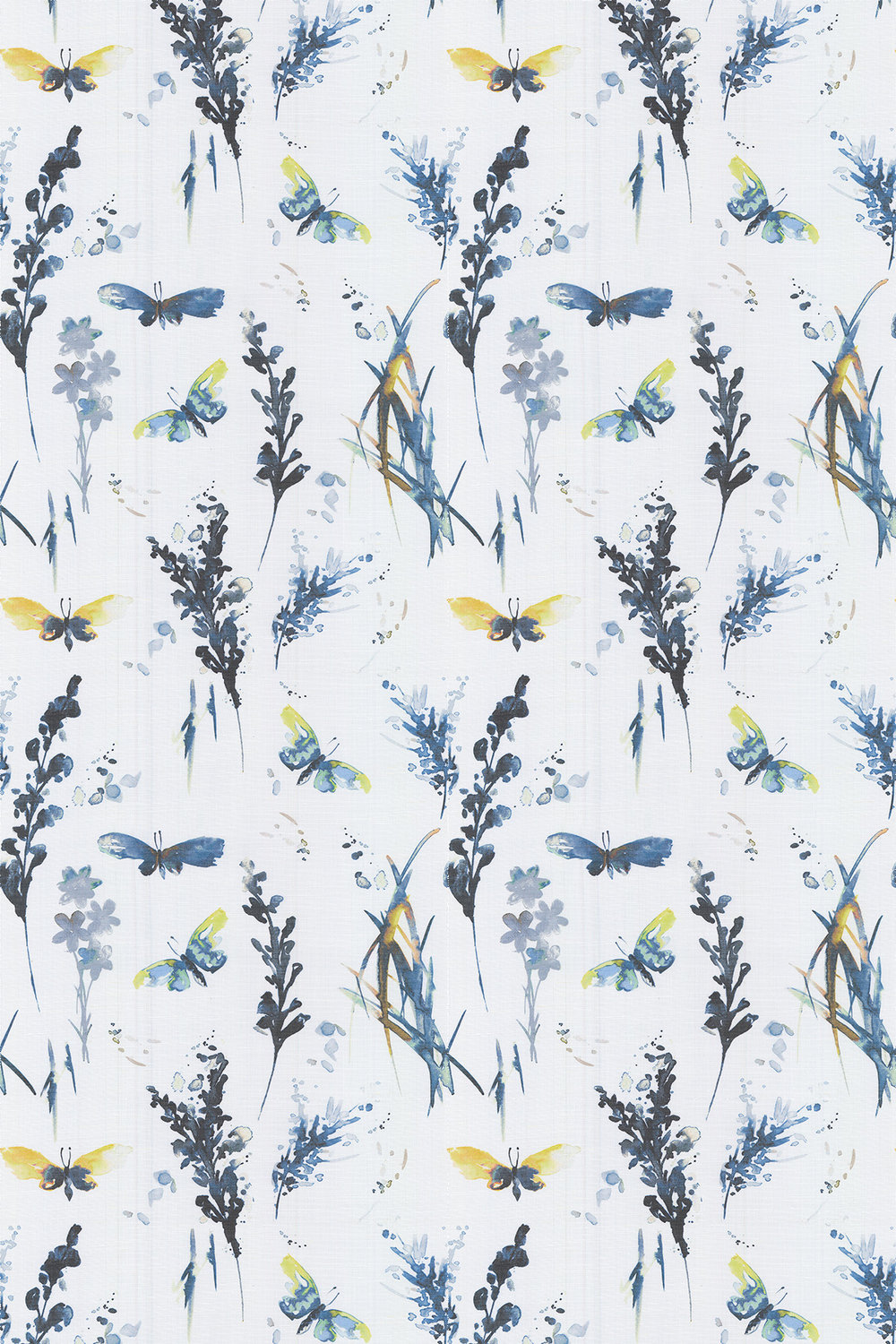 Avila Fabric - Cornflower - by iliv