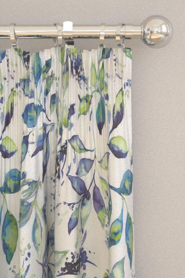 iliv Andora Iris Curtains - Product code: CRBL/ANDORIRI