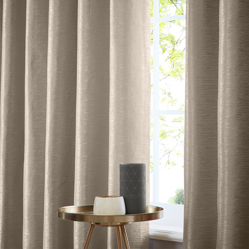 Studio G Catalonia Eyelet Curtains Natural  Ready Made Curtains - Product code: DA40452220