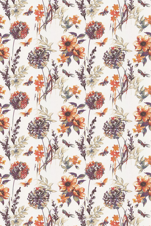 iliv Catalina Cinnamon Fabric - Product code: CRBL/CATALCIN