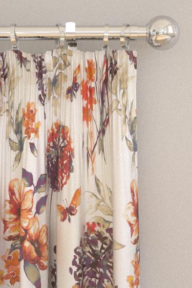 iliv Catalina Cinnamon Curtains - Product code: CRBL/CATALCIN