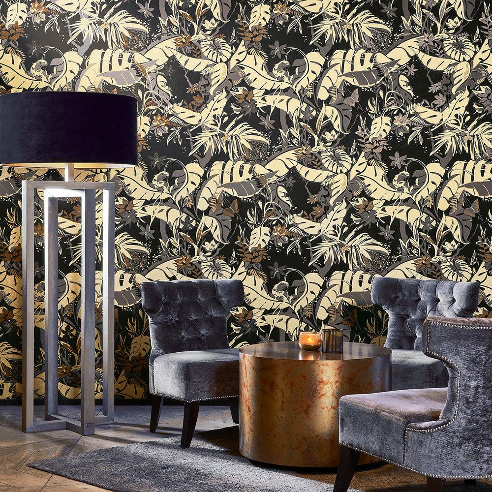 Arte Feroz Aurelia Wallpaper - Product code: FP1012