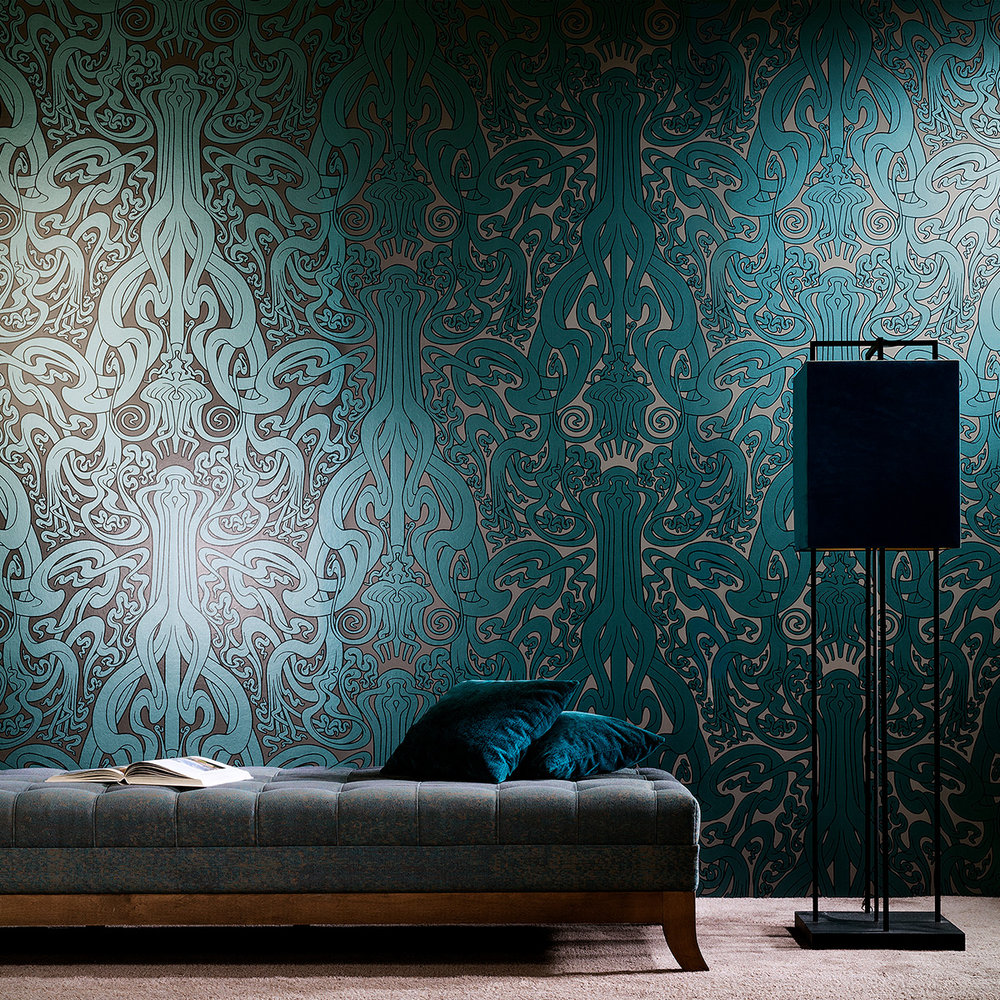 Arte Flower of Love Caviar Wallpaper - Product code: FP1031