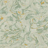 Sandberg Marion Green Wallpaper - Product code: 228-38