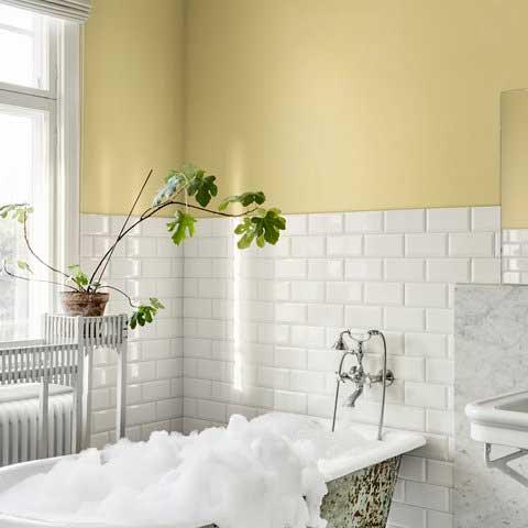 Sandberg Celine Ochre Wallpaper - Product code: 230-72