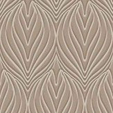 Coca Cola Minneapolis Damask Taupe Wallpaper - Product code: 41223