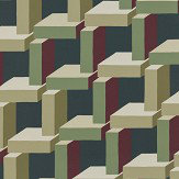 Sandberg Christian Khaki Wallpaper - Product code: 800-94