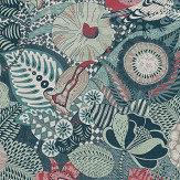 Arte Euphoria Teal Wallpaper