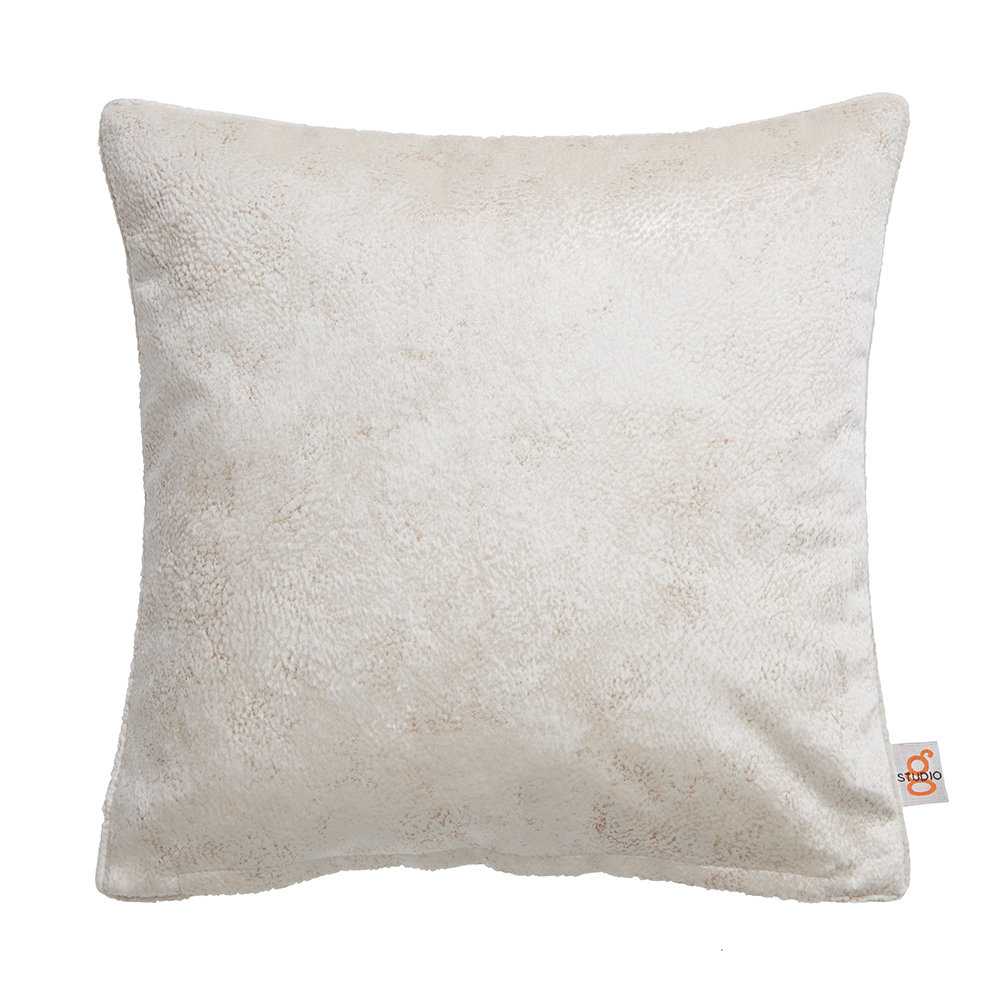 Navarra Cushion - Oyster - by Studio G