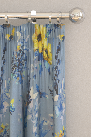 iliv Catalina Cornflower Curtains - Product code: CRBL/CATALCOR