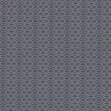 Geometric Silk Wallpaper - Midnight - by Jane Churchill