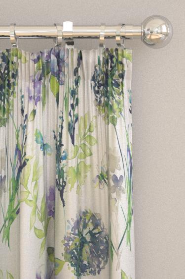 iliv Catalina Iris Curtains - Product code: CRBL/CATALIRI