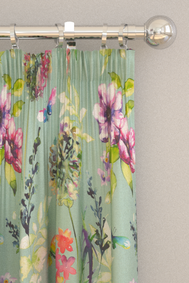 iliv Catalina Seafoam Curtains - Product code: CRBL/CATALSEA