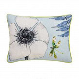 Designers Guild Acanthus Cushion Blue