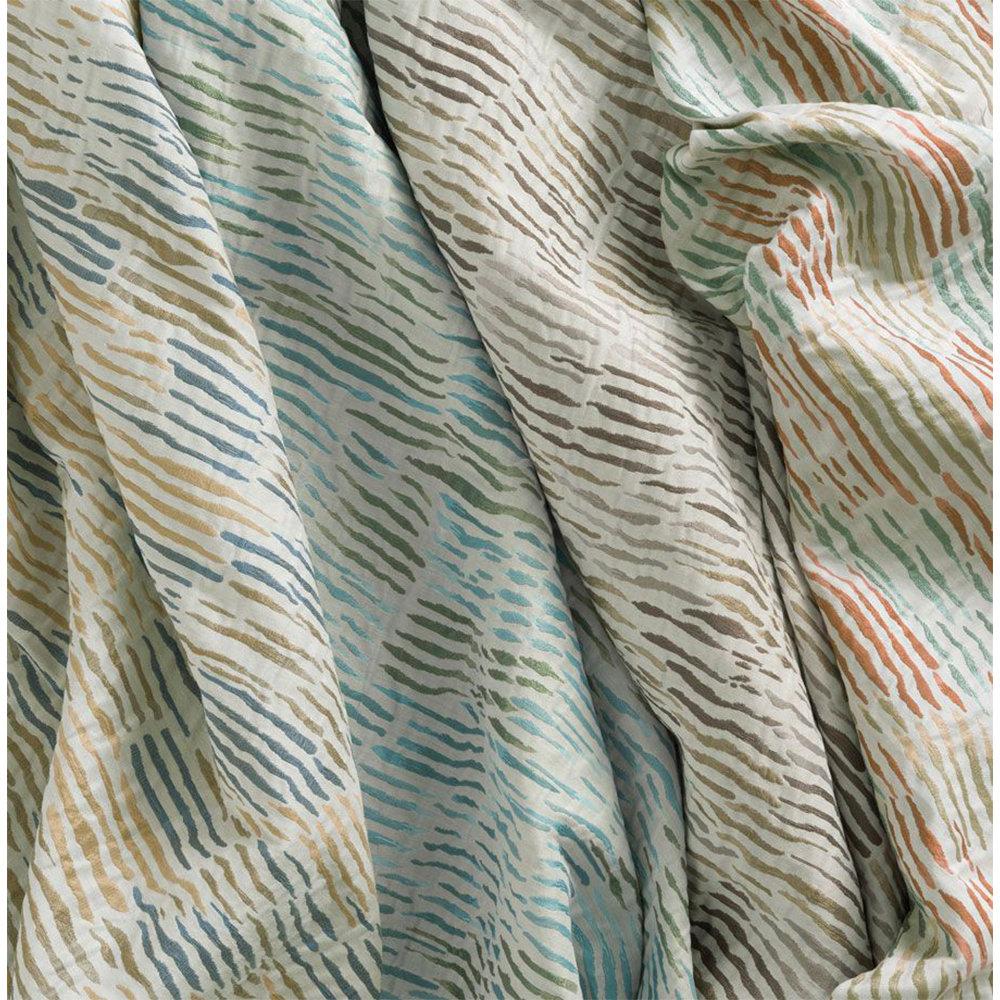 Nina Campbell Arles Chocolate/ Gilver Fabric - Product code: NCF4333-02