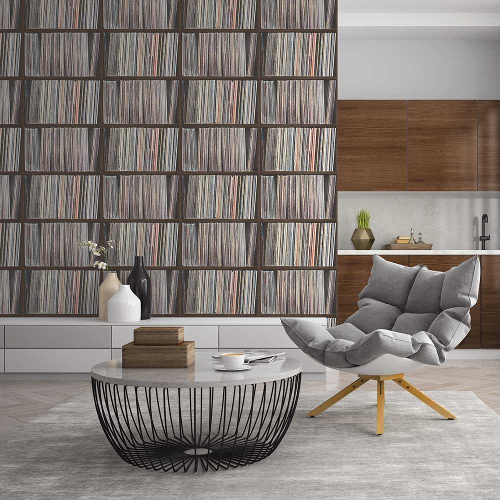 Galerie Album Wall Multi-coloured Wallpaper - Product code: G45385