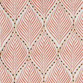 Nina Campbell Bonnelles Coral Fabric - Product code: NCF4335-01