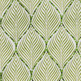 Nina Campbell Bonnelles Green Fabric - Product code: NCF4335-04