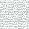 Anna French Vero Grey Wallpaper - Product code: AT78765