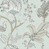 Anna French Kalamkari Vine Robin's Egg Wallpaper - Product code: AT78737