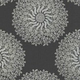 Anna French La Provence Black Wallpaper - Product code: AT78731