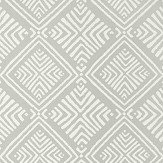 Anna French Donavin Diamond Grey Wallpaper - Product code: AT78771