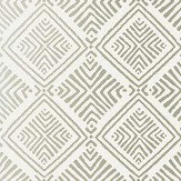 Anna French Donavin Diamond Metallic Pewter Wallpaper - Product code: AT78770