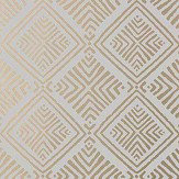 Anna French Donavin Diamond Metallic Gold Wallpaper - Product code: AT78773