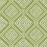 Anna French Donavin Diamond Green Wallpaper - Product code: AT78774