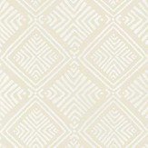 Anna French Donavin Diamond Beige Wallpaper - Product code: AT78748