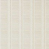 Anna French Montecito Stripe Beige Wallpaper - Product code: AT78719