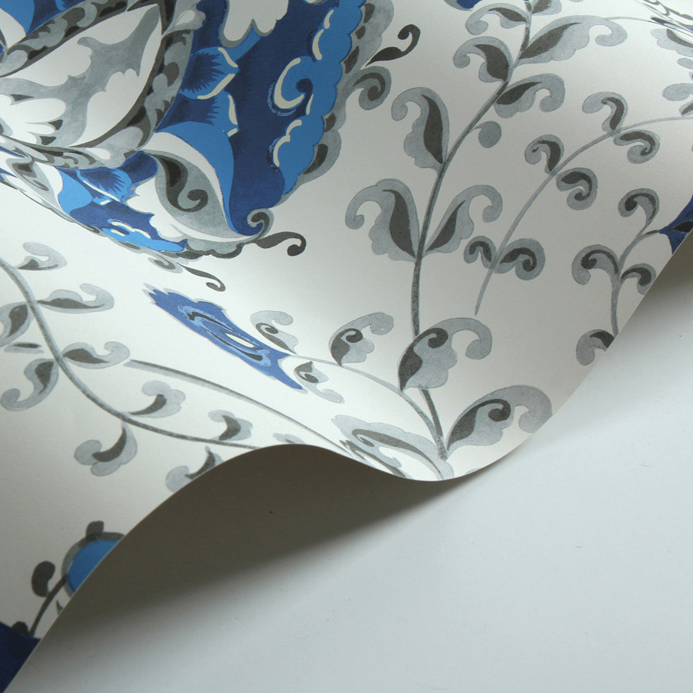 Kandola Emperor Blue Wallpaper - Product code: DW1659/02