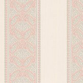 Colefax and Fowler Verney Stripe Pink Wallpaper - Product code: 07186/03
