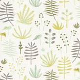 Casadeco All Over Jungle Green Wallpaper - Product code: HPDM8273 7308