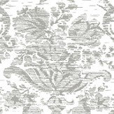 Hooked on Walls Classy Silver Wallpaper - Product code: 15502