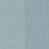 Albany Faux Grasscloth Stripe Blue Wallpaper - Product code: CB41069