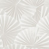 Hooked on Walls Fan Off-white Wallpaper - Product code: 68030