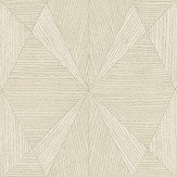 Albany Laminated Plywood Cream Wallpaper - Product code: CB41092