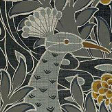 Thibaut Desmond Black Wallpaper - Product code: T2919