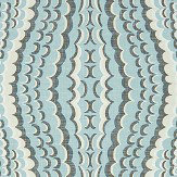 Thibaut Ebru Aqua Wallpaper - Product code: T2983