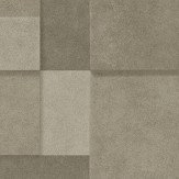 Albany Metallic Squares Gold Wallpaper