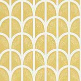 Thibaut Hillock Yellow Wallpaper - Product code: T2977