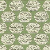 Thibaut Parada Green Wallpaper - Product code: T2926
