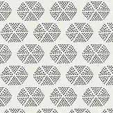 Thibaut Parada Black / White Wallpaper - Product code: T2927
