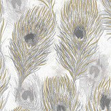 Albany Pinion Grey Wallpaper