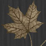 Albany Maple Black Wallpaper - Product code: 90402