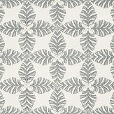 Thibaut Starleaf Silver Grey Wallpaper - Product code: T2973