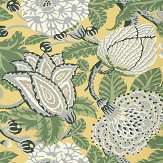 Thibaut Mitford Yellow Wallpaper - Product code: T2947