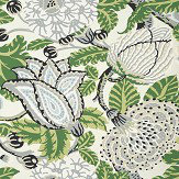 Thibaut Mitford Green / White Wallpaper - Product code: T2949